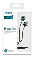 Philips Flite Hyprlite In-Ear Wired Earphones With Mic and Control -Black