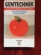 Gentechnik - Die Wachstumsbranche der Zukunft - Sachbuch