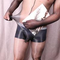 Unisex Ultra Shiny Sheer Full Bodystocking Men Women bodysuit WT Glossy Gloves