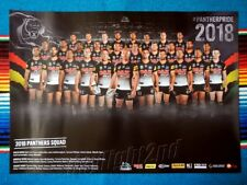 ✺New✺ 2018 PENRITH PANTHERS NRL Poster - 42cm x 29.5cm