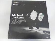 MICHAEL JACKSON COLLECTOR´S EDITION + MISS NAUFRAGIO FILM 2 X DVD