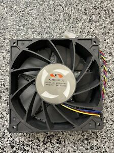 New Whatsminer Fan 4 Pin For M32 M31 12V 7.2A 14 cm 7500rpm Ships From USA