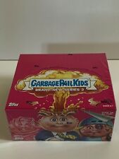 2013 Garbage Pail Kids GPK Series 2 Hobby Box Factory Sealed 24 Packs