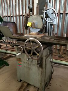 Landis 10″ x 15″ Surface Grinder. Model Abrasive No 1-1/2 with magnetic chuck