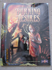 MGP Earthdawn 3E Burning désirs Mongoose Publishing RPG