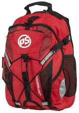 Powerslide Fitness Backpack Red Skate Rucksack rot