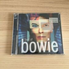 David Bowie _ Best of Bowie _ 2 X CD Album Remastered _ 2002 Emi near mint