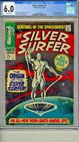 Silver Surfer #1