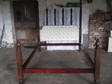 Mahogany Original Victorian Beds (1837-1901)
