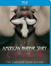 American Horror Story Coven Blu Ray Region 1