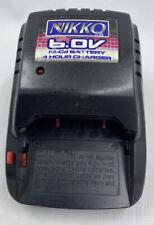 Nikko 1764B 6.0V NiCd Battery 4 Hour Charger