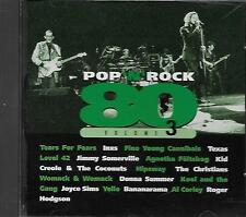 CD album: Compilation: Pop' N' Rock 80 Vol. 3. Polygram. S