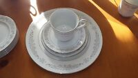 China Dinnerware Set by Imperial China 334 Windsor W. Dalton design service 6 26
