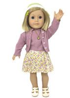 EUC  Retired  Pleasant Co. American Girl Doll Kit Kittredge + Accessories