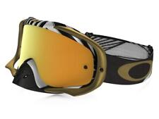 MASQUE CROSS OAKLEY CROWBAR MX GOLD BULLET JEFFREY HERLINGS SIGNATURE N°84