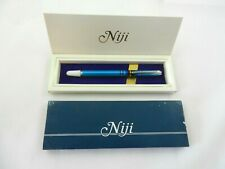 Niji, 2 in 1 Telescopic Pointer, & Metal Ballpoint Pen, Vintage 1979