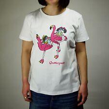 """Sasuraikimono Series """"Furamingo-zoku""""/Flamingo Tribe/T-Shirt/5.6 oz/Girls-L/New"""