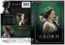 BRAND NEW SEALED The Crown Complete Season Series 1-3 DVD 12-Disc Free Shipping!