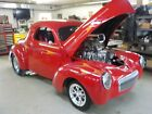 1941 Willys Americar  1941 Willys Coupe