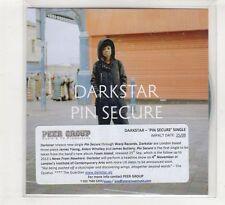 (HE237) Darkstar, Pin Secure - DJ CD