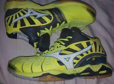 Mizuno Wave Tornado X Court Volleyball Trainers Shoes UK8 EU42 VGC V1ga161701