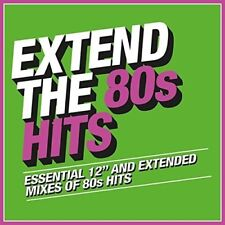 Extend the 80s: Hits by Various Artists (CD, Apr-2018, 3 Discs, BMG)