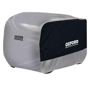 Oxford CV209 Aquatex ATV Polyester Protection Cover Medium For Motorcycle Bike