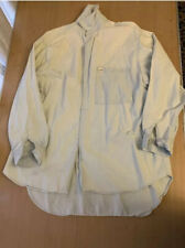Vintage Guess Georges Marciano Light Blue Cotton Oversized Button Down