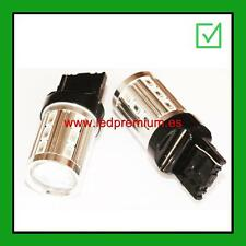 2x T20 PREMIUM WY21W CANBUS YELLOW AMBER LED INDICATOR BULB INTERMITENTES W21W