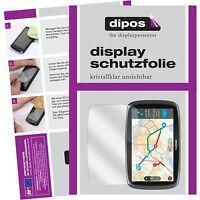 3x Schutzfolie für TomTom Go 6100 / 610 klar Displayschutzfolie Folie dipos