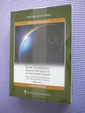 Teaching Co Great Courses  DVDs        NEW FRONTIERS SOLAR SYSTEM   new & sealed