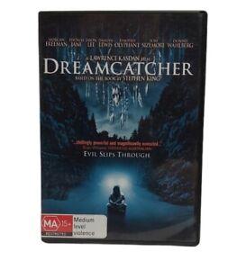 DREAMCATCHER MORGAN FREEMAN 2009 DVD Free Tracked Post