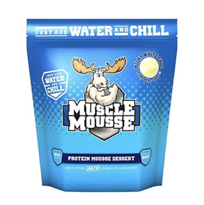 Muscle Mousse protein 750g OFFER DUE TO EXPIRY 14/12/2020