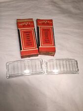 1948-50 Ford Truck Parking Lamp Lenses PL-605 NOS