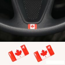 LOGO Canada pour volant jantes aluminium Seat