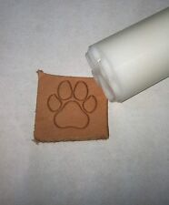 Paw Leather Stamp