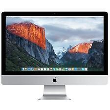 """Apple iMac 27"""" MK462B/A (October, 2015) 3.2GHz 8GB RAM 1TB HDD"""