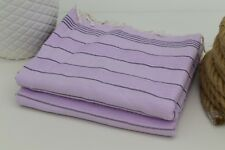"BAMBOO TOWEL 40""x67"" Lilac and Violet Towel Turkish Towel Soft Towel Tkr-Bdrm"