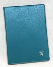 ROLEX Vintage Certificate Wallet Daytona Submariner 6262 6263 6241 6239 6265 /