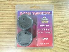 DOME TWEETER TITAN-001 100W AUTO SOUND
