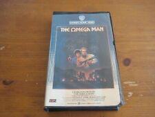 The Omega Man VHS