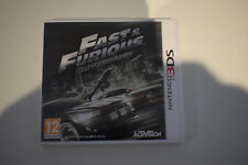 fast and & furious showdown nintendo 3ds 3 ds