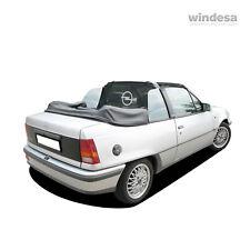 Bodi M Windschott schwarz Opel Kadett Cabriolet