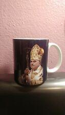 New listing Catholic Leader Pope Ceramic Coffee Mug Vintage