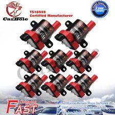 8 Pack Ignition Coil on Plug For Chevrolet GMC Cadillac LT LS WT SLT D585 UF-262