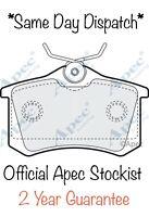 APEC PAD1256 FOR Fiat Scudo Ulysse OE QUALITY