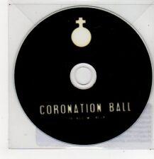 (FF313) Coronation Ball, You Had My Heart - DJ CD