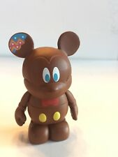 CHOCOLATE EASTER BUNNY! Mickey Mouse Disney Vinylmation Holiday 2