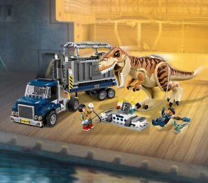 T.Rex Transport 75933 Dinosaurs all fit Jurassic World Lego
