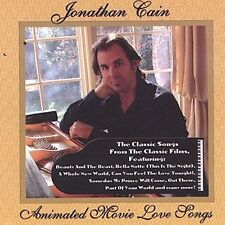 FREE US SHIP. on ANY 2 CDs! NEW CD Jonathan Cain: Animated Movie Love Songs Soun